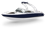 220S Sterndrive, Cobalt Boats