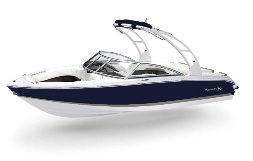 220S Stern Drive, Cobalt Boats