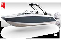 23SC Outboard, Cobalt Boats