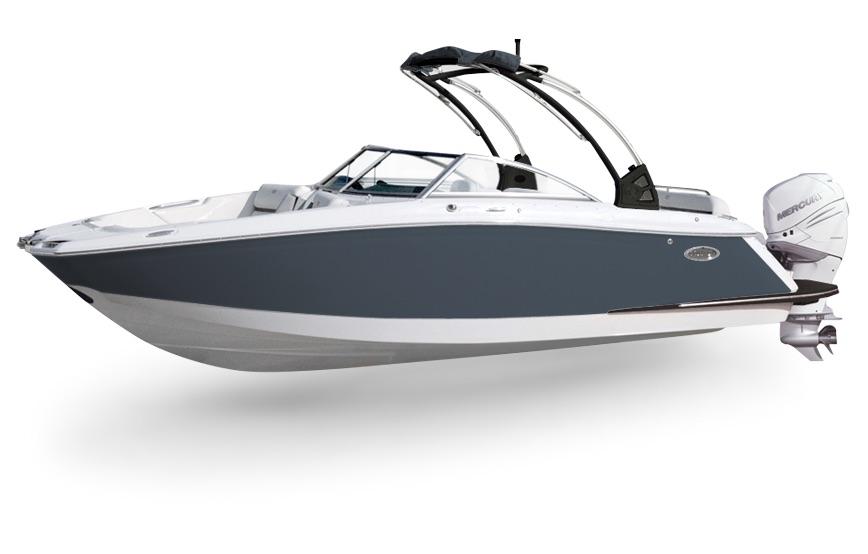 23SC Outboard, Cobalt