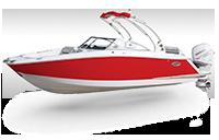 25SC Outboard, Cobalt Boats