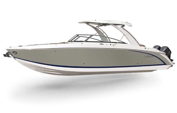 30SC Outboard, Cobalt Boats