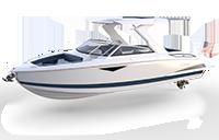 A29 Sterndrive, Cobalt Boats