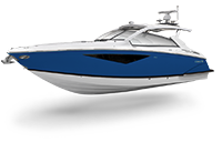 A36BR Sterndrive, Cobalt Boats