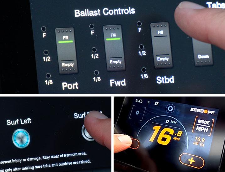 Ballast Controls