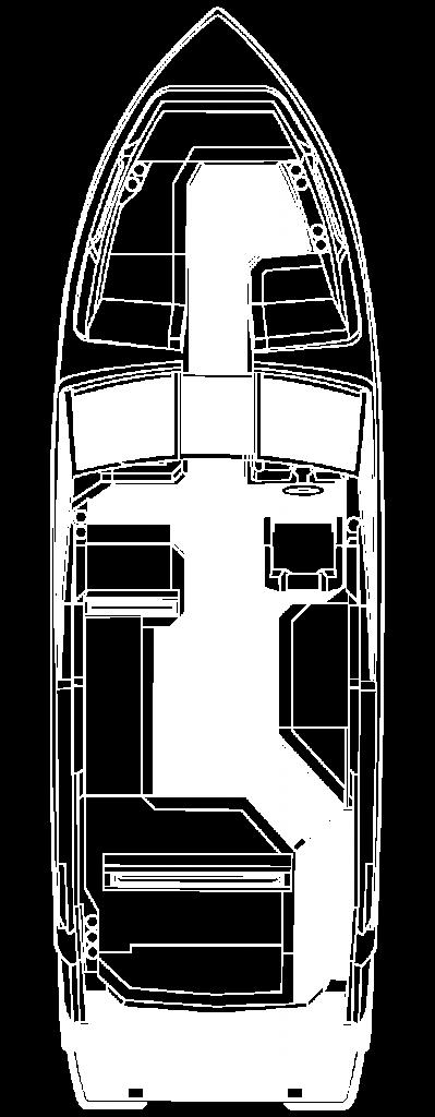 R8 Stern Drive Cobalt