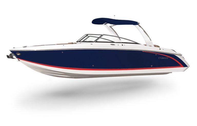 R30 Stern Drive, Cobalt Boats