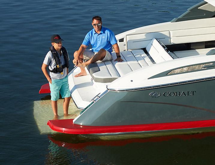 Cobalt Boats A Series