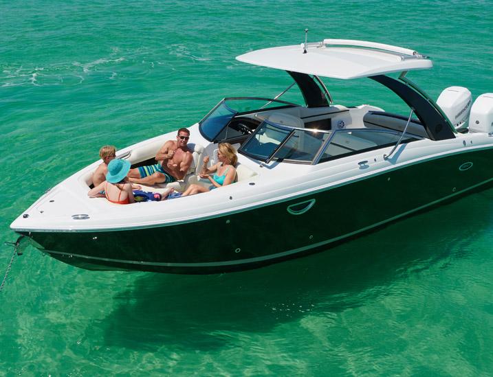 SC Series Design, cobalt boats